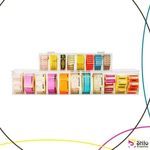 Etiquetas para farmácia de manipulação